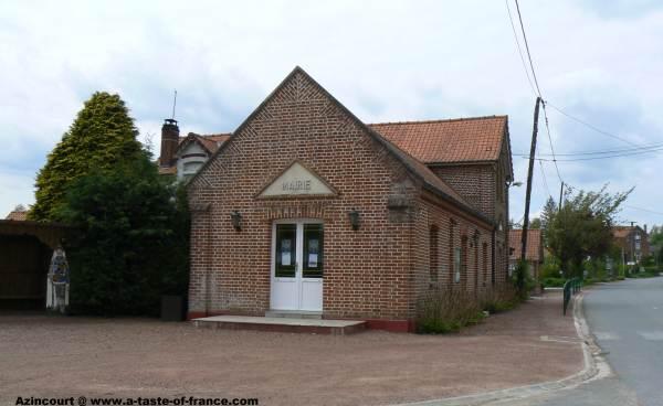 Azincourt Maire office