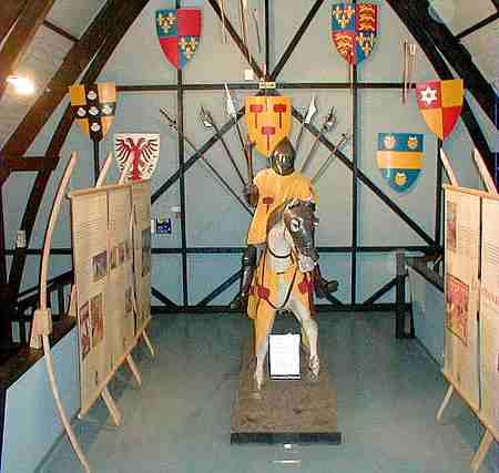 Azincourt  museum exhibit
