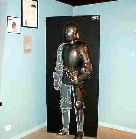 Azincourt knight