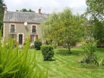 B & B in the Creuse