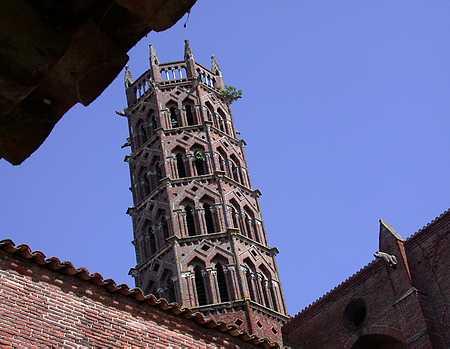 Basilique St-Sernin de Toulouse picture