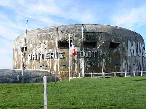 The Battery Todt France Wwll Bunker Photos
