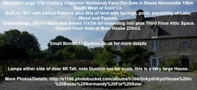 Main House Advert picture