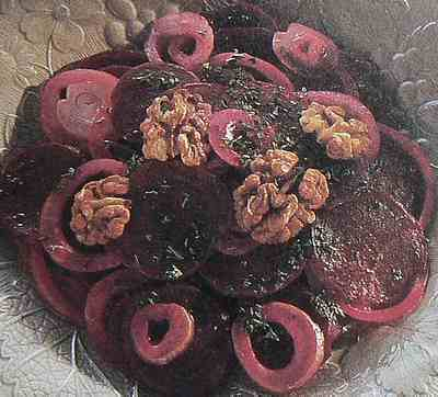 beetroot salad picture