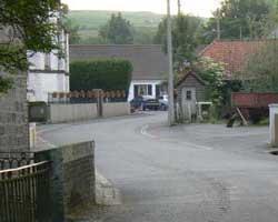 village street Beussent picture