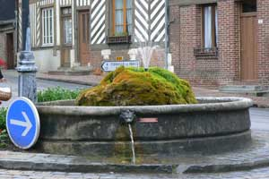 Blangy le chateau square Normandy