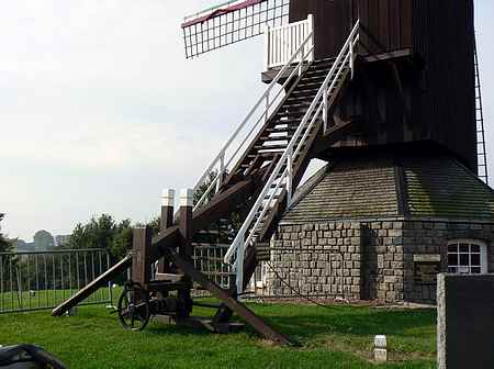 boeschepe windmill picture 1