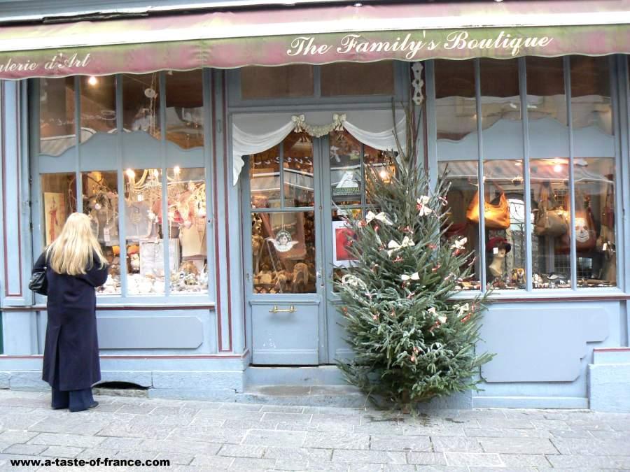 Boulogne Xmas market France