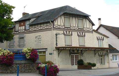 Brehal hotel Manche Normandy