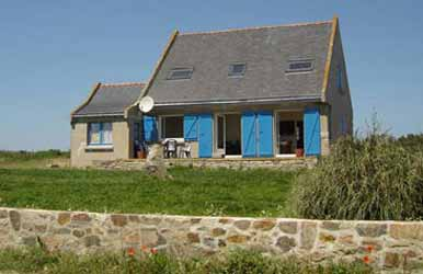 Brittany rental French cottage