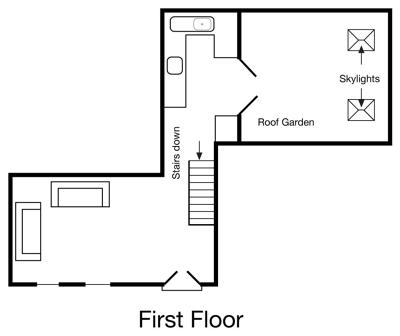 First floor paln