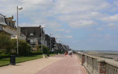 Cabourg France Calvados  Normandy