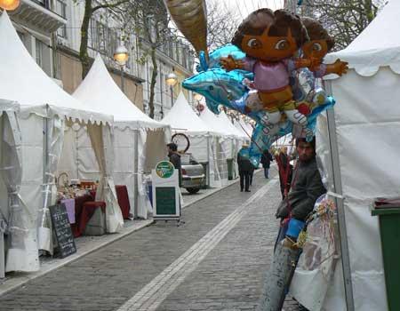 Calais christmas market picture