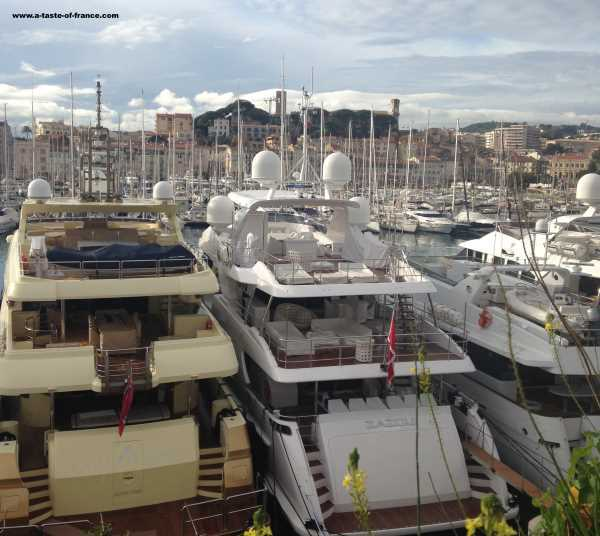 cannes boat picture