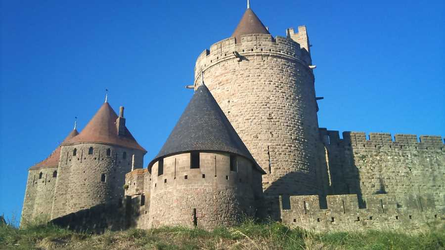 The medieval city of Carcassonne Francephotos and guide
