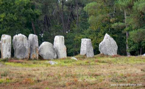 Carnac Stones France