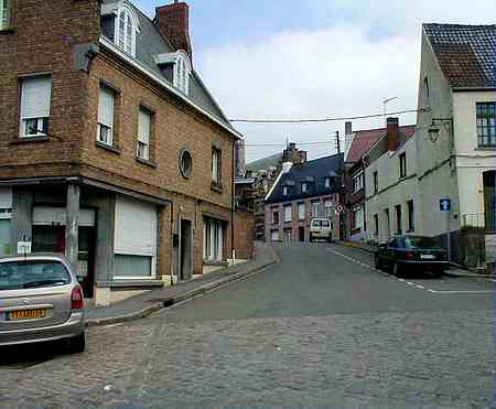 A street in Cassel France picture
