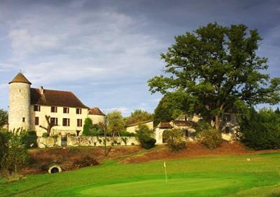 Castle called chateau de Sadillac