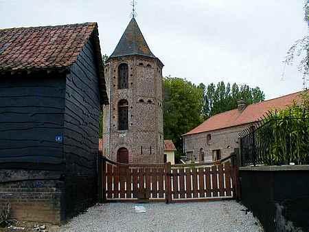 Caumont village