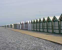 Cayeux sur mer beach