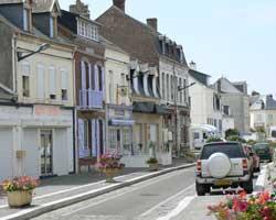 Cayeux sur mer town picture