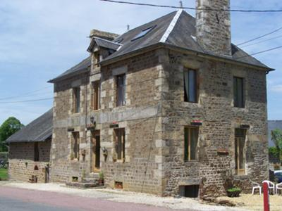 Detached stone house Lower Normandy