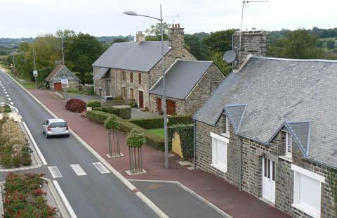Champrepus Manche Normandy