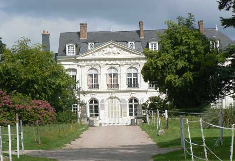 Chateau de Filieres Normandy