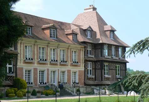 Chateau du Breuil Calvados Normandy