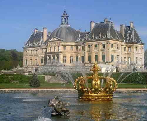 French Chateau Pictures And Information