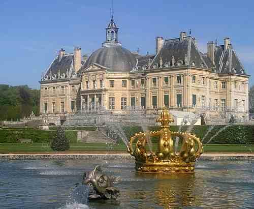 Château de Vaux-le-Vicomte picture