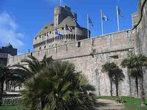 Citadel St Malo picture