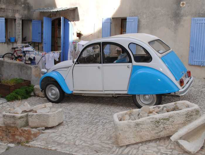 Citreon 2CV