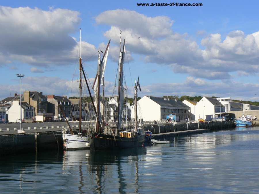 Concarneau harbour
