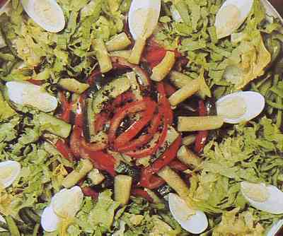Courgette Salad picture