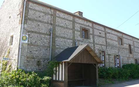 Criquebeuf en caux house Normandy
