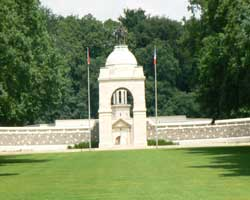 Delville wood cemetery 1 picture