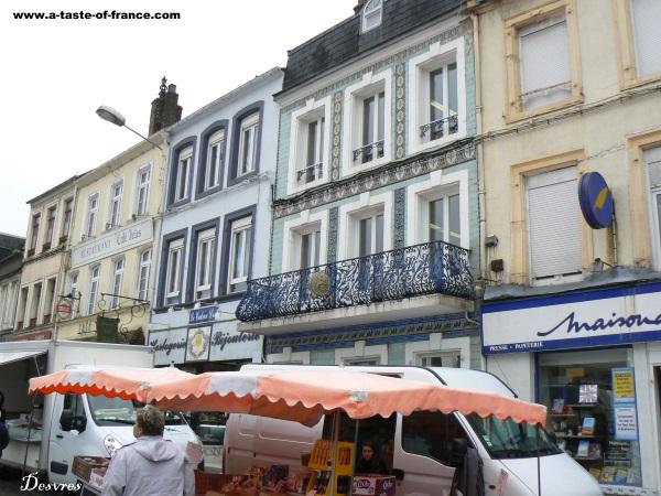 Desvres France 10