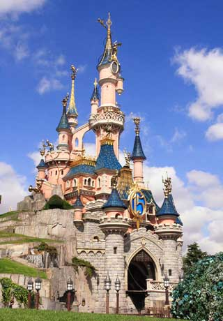 Disneyland Paris picture