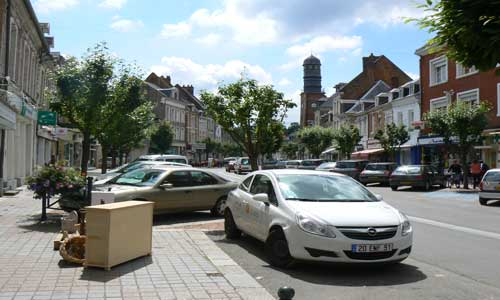 Doullens street