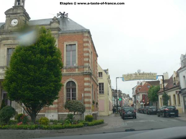 Etaples France  city photos gallery : Etaples France picture