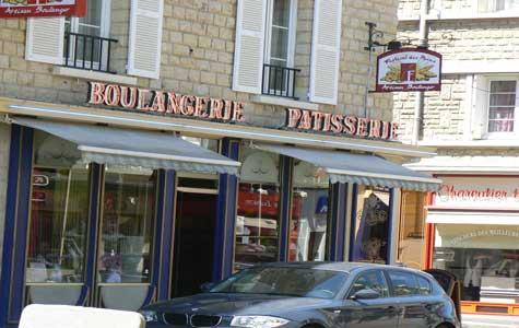Falaise baker  Calvados  Normandy