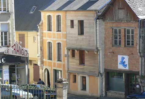 Falaise Calvados  Normandy