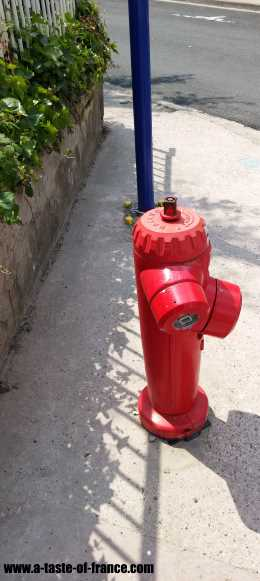 Fire-hydrant  Normandy