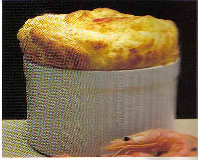 fish souflle recipe picture