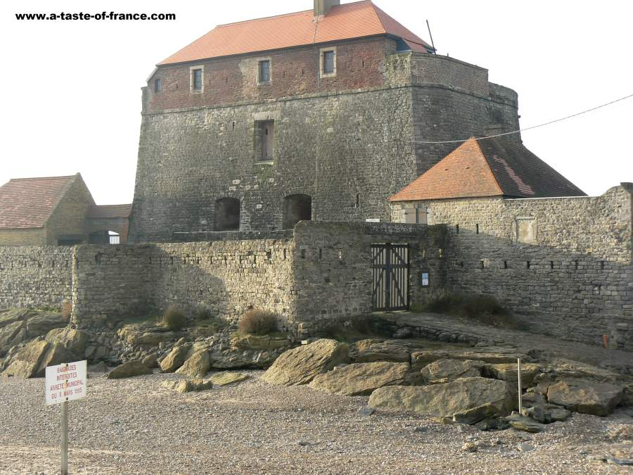 Fortress at Ambleteuse