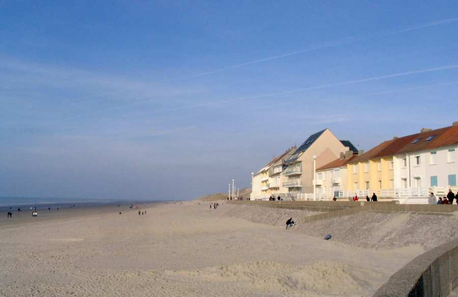 Fort Mahon Plage France