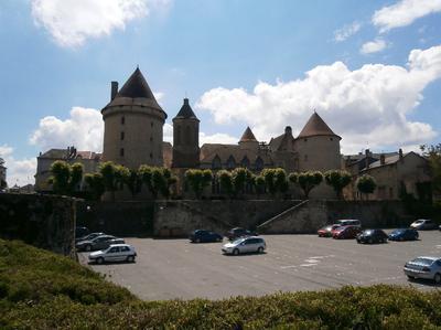 Medieval Bourganeuf