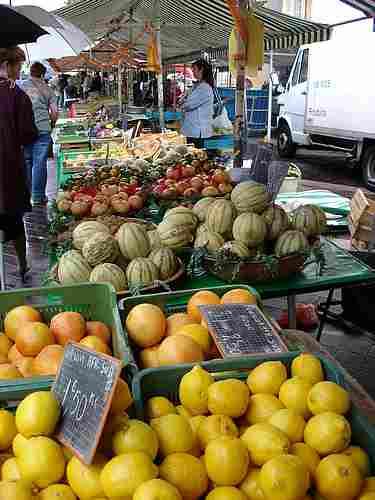 France stall