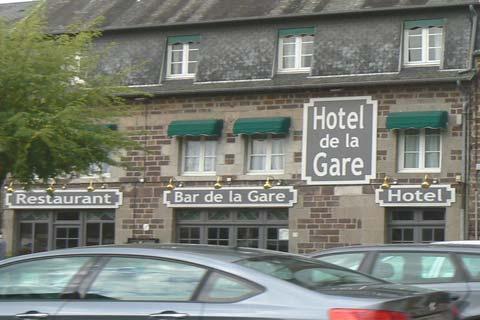 Gavray hotel Manche Normandy